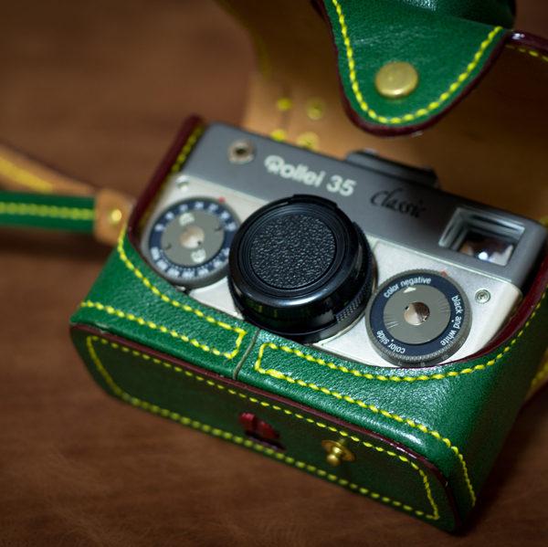 カメラケース for Rollei 35