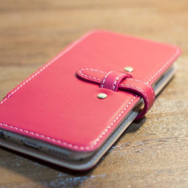 【NEW】手帳のようなiPhone6用ケース、できました。