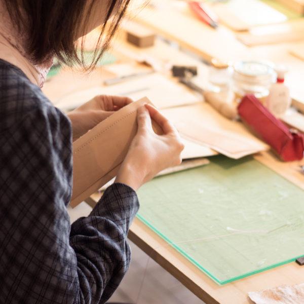 【告知】革小物作りワークショップ開催します。