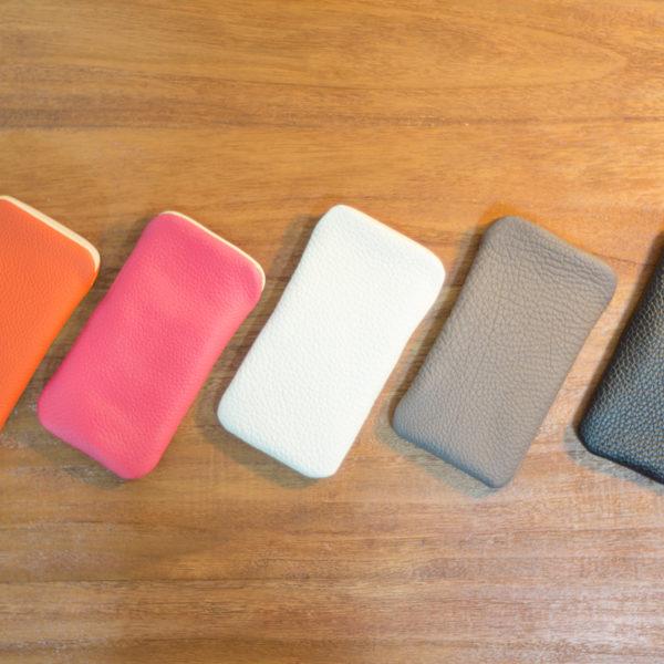 【NEW】やわらか&カラフルなiPhoneケース、できました。