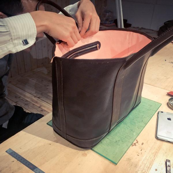 『手縫いの革教室』運営終了のお知らせ