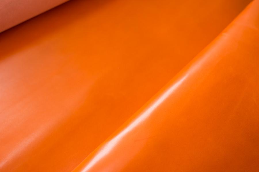 カラーヌメ・オレンジ