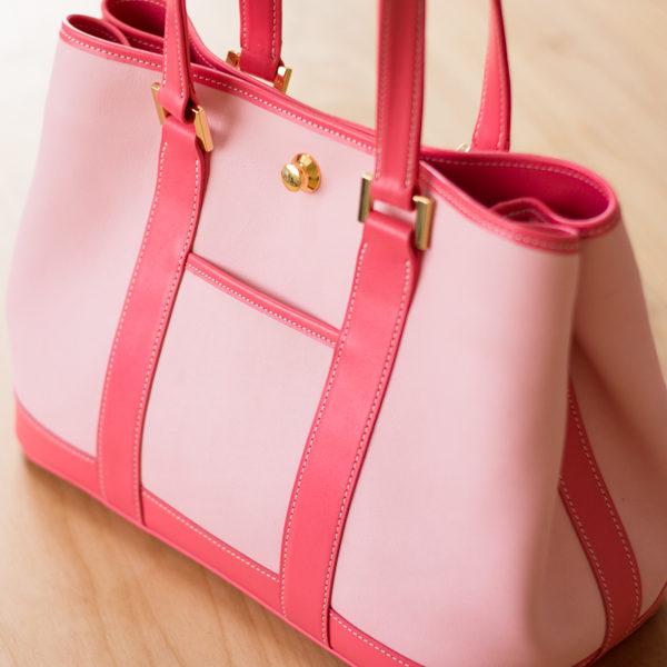 【ショップ更新】ローズサクラのハンドバッグをアップしました。