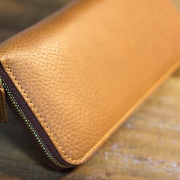 財布・手帳のカスタムオーダーの紹介