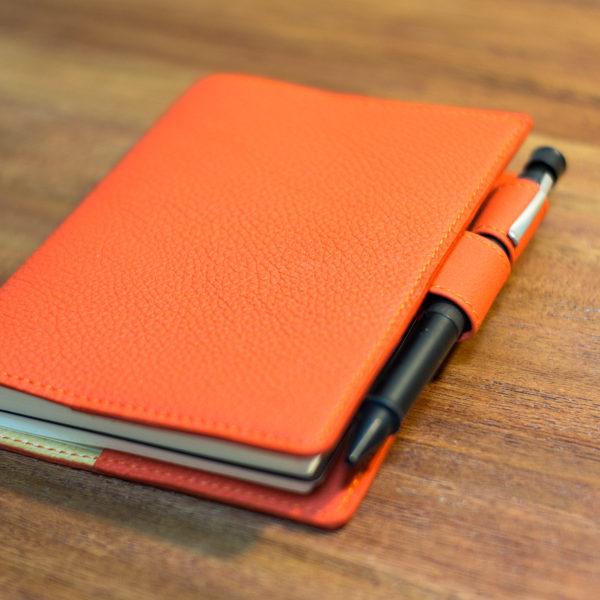 オレンジのほぼ日手帳