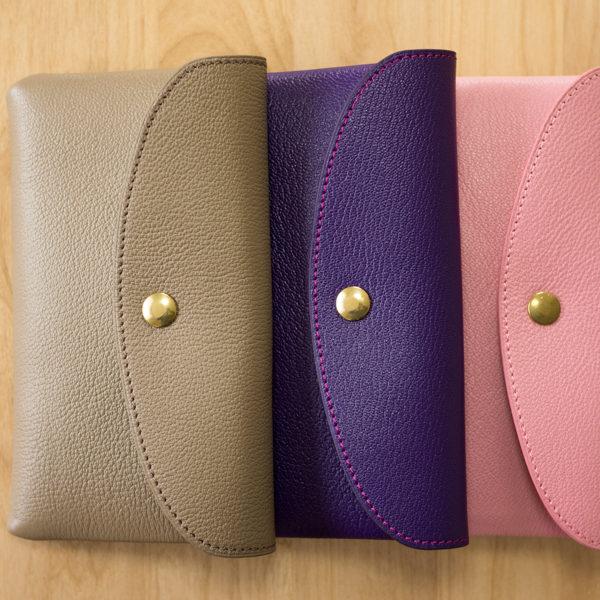 【ショップ更新】新しいお財布をアップしました。