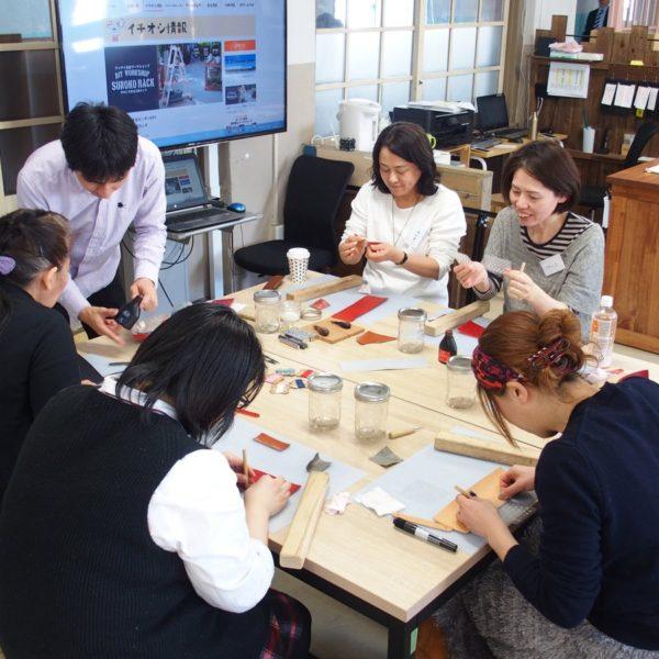 4月21日(土)ワークショップ@博多阪急、参加者募集中です。